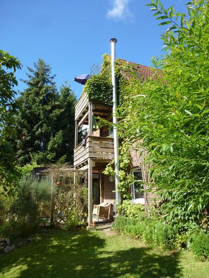 Ferienwohnungen in der Natur -  im Seminarhaus